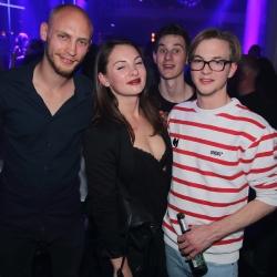 Mascotte Zürich 08.04.2018
