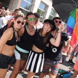 Streetparade Fotos 2016