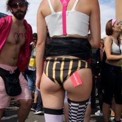 Schrill und Sexy! Streetparade 2019